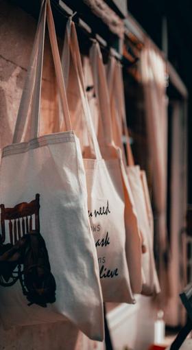 Baumwollshopper mit Ihrem Logo, Induviduelles Werbemittel, Nachhaltig, Langlebig, Einkaufstasche, bedruckbares Motiv, Werbemittel