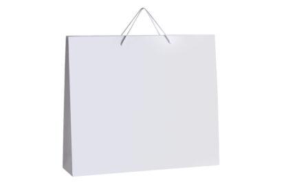 Einkaufstasche Boutique Matt Hochwertig besonders Exklusiv hochwertig glamourös Transportieren Papiertragetasche Papiertasche Einkaufstaschen Werbemittel unbedruckt Papier nachhaltig umweltbewusst stabil günstig preiswert langlebig kompetent viele Größenformate schnelle Lieferung weiß einzigartig