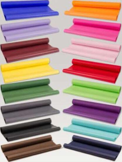 Seidenpapier Verpackung hochwertig exklusiv viele Farben Blau Lila Braun Gelb Grün Grau Schwaz Dunkelbraun Orange Pink Rosa Rot Hellgrün Türkis Dunkelblau weiß grau hochwertig schnelle Lieferung preiswert kompetent günstig Seide viele Farben Größenformat kompetent zuverlässig