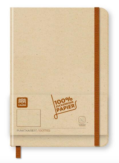 Notizbuch Zuckerrohr Bagasse Treefree Umweltfreundlich Geschenkidee Nachhaltig Sustainability Upcycling