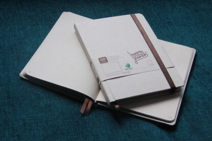 Notizbücher Notizbuch nachhaltig umweltschonend Treefree SugarCane Bagasse Zuckerrohr Geschenktipp