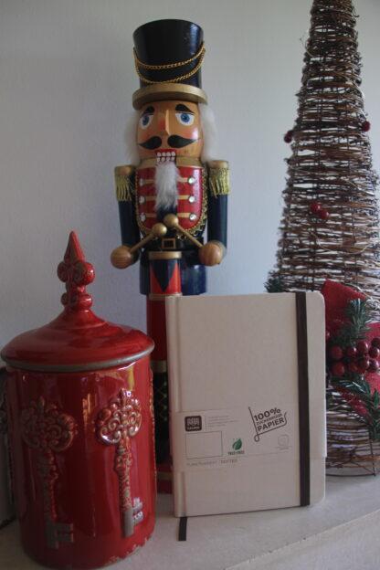 Nachhaltig Umweltschonend Treefree SugarCane Zuckerrohr Bagasse Notizbuch Geschenk Weihnachtsgeschenk Geschenktipp Kompostierbar
