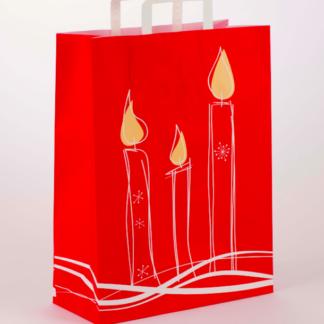 Weihnachten Papierhenkeltsche Werbemittel Werbung Einkaufstasche Verpackung Weihnachtsgeschenke preisgünstig schnelle Lieferung preiswert zuverlässig schön stimmungsvoll renommiert